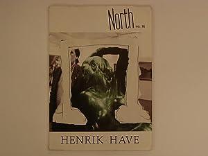 North no. 16 : Henrik Have. Arbejder / Works 1967-1987: Pedersen Jane; Laugesen Peter; Weiner ...