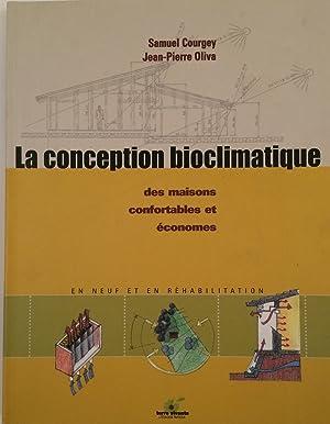 La Conception Bioclimatique Abebooks