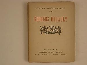 Georges Rouault Les Peintres Français Nouveaux N°8: Puy Michel