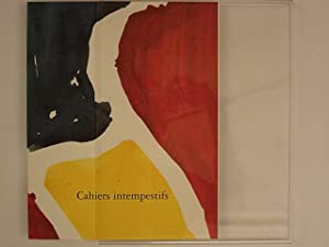 Cahiers intempestifs n°14