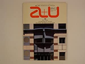 A+U December 1989 No.231. Terry Farrel / Hani Rashid / Lise Anne Couture