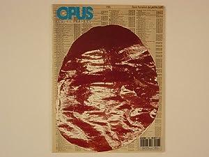 Opus International 126 François Bouillon: Chalumeau Jean-Luc; Gassiot-Talabot