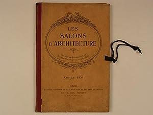 Les Salons d'Architecture Année 1921: Société des Artistes