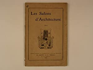 Les salons d'Architecture 1924: Société des Artistes