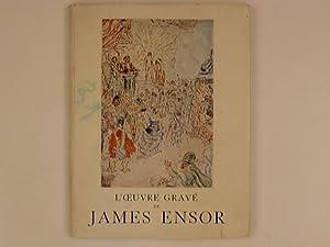 L'Oeuvre Gravé de James Ensor: Croquez Albert