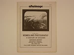 Afterimage January 1980 Volume 7, Number 6. Women and photography, A century of Steichen, Confere...