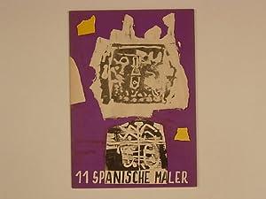 11 Spanische Maler Picasso, Clavé, Tapies, Gasto,: Ainaud De Lasarte