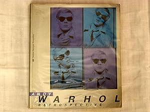 Andy Warhol - Retrospective: Warhol Andy