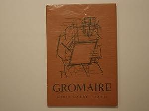 GROMAIRE Peintures récentes. Exposition chez LOUIS CARRE: Cassou Jean