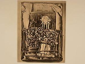 Louis Pons. Reliefs - Assemblages: Pons Louis