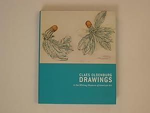 Claes Oldenburg Drawings, 1959 - 1977 in: Lee Janie C.