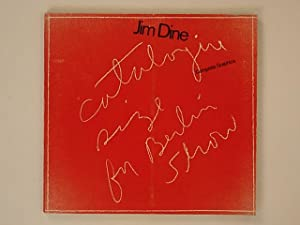 Jim Dine : Complete Graphics: Dine Jim