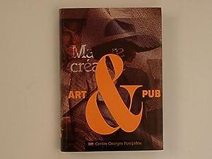 Art & Pub. Art & Publicité 1890: Martin, Jean-Hubert