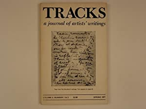 TRACKS a journal of artists' writings : Volume 3 Number 1&2 spring 1977 (cov. Piet Mondrian's wri...