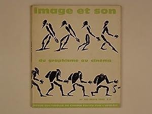 Image et Son n°182 mars 1965 : Egly Max; Blanchart
