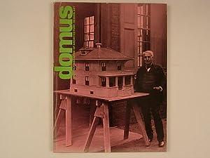 Domus 594 maggio 1979 (copertina : Thomas: Ponti Gio (dir.);