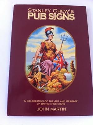 Stanley Chew's Pub Signs: Martin, John