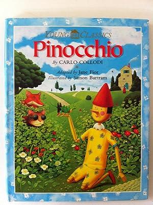 Young Classics : Pinocchio: Collodi, Carlo adapted Jane Fior