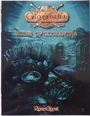 Glorantha The Second Age Ruins of Glorantha: Joshua Cole