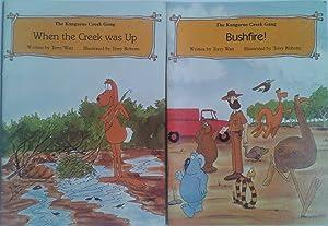The Kangaroo Creek Gang Complete Set 2: Bushfire!, When The Creek Was Up, Accident at Kangaroo ...