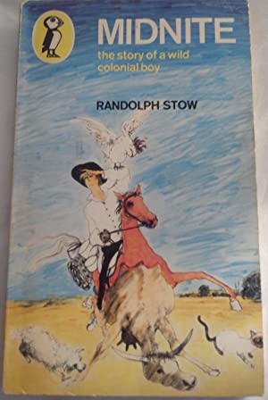 Midnite, the story of the a wild: Stow, Randolph