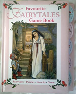 Favourite Fairytales Game Book: Borghesi, Emma