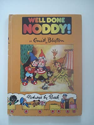Well Done Noddy Book 5: Blyton, Enid