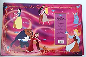 The Walt Disney Princess Treasure Chest, Boxed
