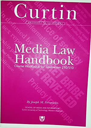 Media Law Handbook: Joseph M. Fernandez
