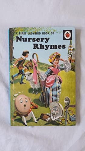 First Book of Nursery Rhymes (Nursery Rhymes and Stories): Hampson, Frank
