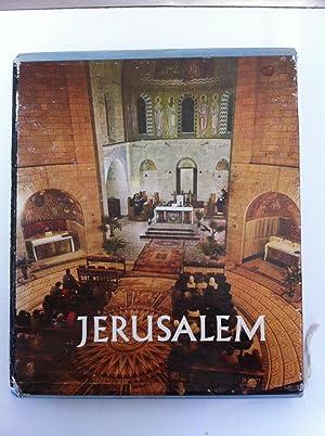 Jerusalem - The Living City Boxed -: Dr. G. Jagodnik