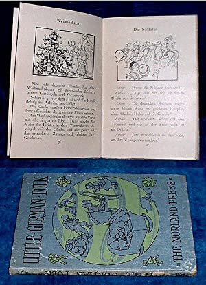 LITTLE GERMAN FOLK A first book in German for little children written in the everyday speech of l...