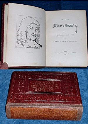 BUNYAN'S PILGRIM'S PROGRESS with Illustrations by Charles Bennett and a Preface by the Rev. Charl...