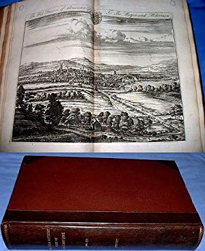 THE ANCIENT AND PRESENT STATE OF GLOCESTERSHIRE [Gloucestershire] . Second Edition. Illustrated w...