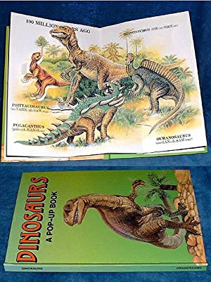 DINOSAURS a pop-up book