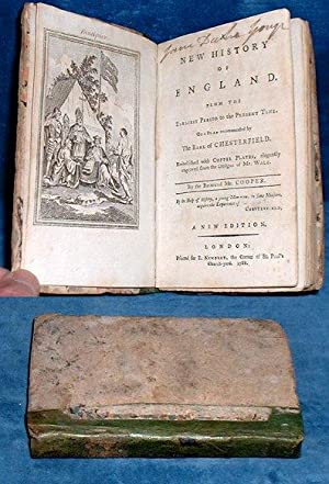 A NEW HISTORY OF ENGLAND. From the Earliest Period to the Present Time. On a Plan recommended by ...