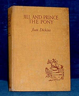 JILL AND PRINCE THE PONY illustrated by stanley Lloyd