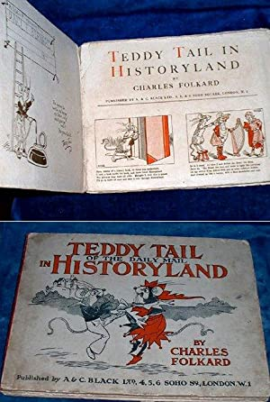 TEDDY TAIL OF THE DAILY MAIL IN HISTORYLAND