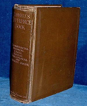 PANNELL'S REFERENCE BOOK for Home and Office: Pannell