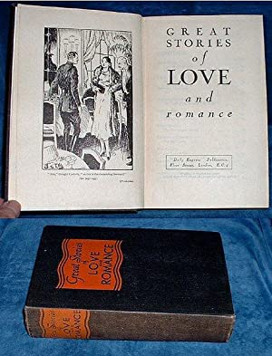 GREAT STORIES OF LOVE AND ROMANCE: Poe, Edgar Alllan,