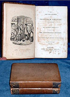 THE LIFE AND OPINIONS OF TRISTRAM SHANDY, Gentleman by the Rev. Laurence Sterne, M.A. to which is...
