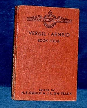 AENEID Book Four edited with introduction notes: Vergil (P. Vergilius