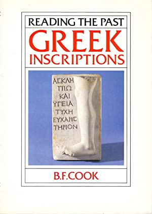 Greek Inscriptions (Reading the Past).