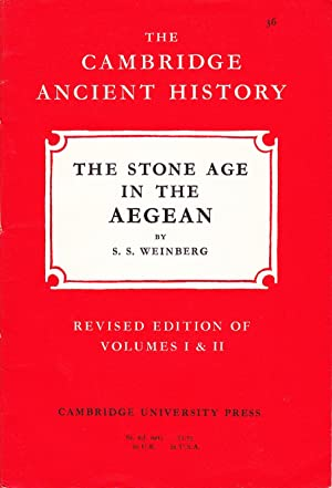 The Cambridge Ancient History: The Stone Age in the Aegean.