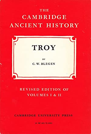 The Cambridge Ancient History: Troy.