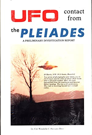 UFO Contact from the Pleiades : A: Stevens, Wendelle C.,