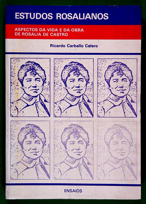 Estudos Rosalianos : Aspectos da vida e da obra de Rosalía de ...