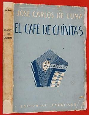 El Café de Chinitas: Luna, José Carlos