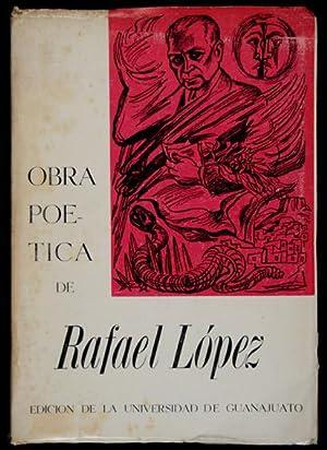 Obra Poética / de Rafael López ;: López Castañón (más