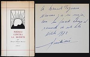 Poemas Contra la Muerte: Moine Macías, Horacio, Illustrated by